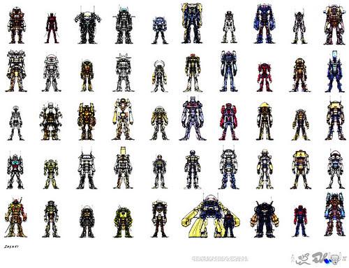 Exoskeletons-TheTarantulas