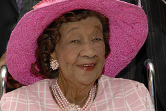 Honoree Dr. Dorothy I. Height