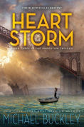 Title: Heart of the Storm: Undertow Trilogy Book 3, Author: Michael Buckley