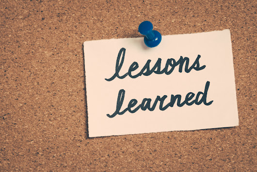 Use Lessons Learned for Effective Project Management