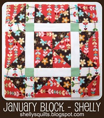 January Block - Shelly