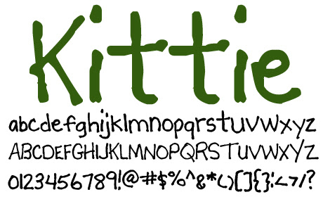 click to download Kittie