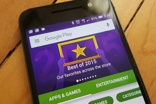The best Android apps of 2015