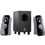 Logitech - Z323 Speaker System - Black