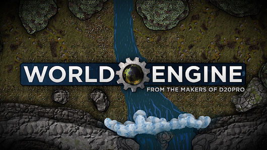 Update 14: $35K Stretch Goal Unlock: Map Share · World Engine: An Online Map-Making Tool for Tabletop RPGs