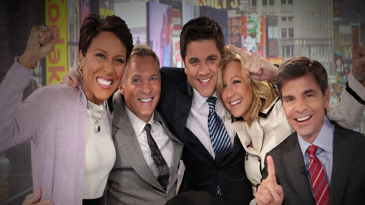 Sam Champion's Excellent 'GMA' Adventures Over the Years