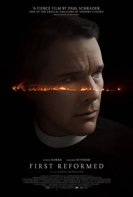 'First Reformed' chronicles a crisis of faith - The Martha's Vineyard Times