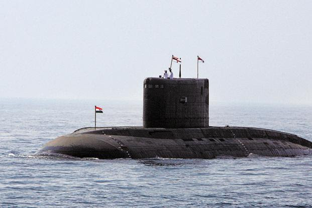 In March, a plan to build six submarines locally at a cost of Rs50,000 crore was approved. L&T is a strong contender for the deal. Photo: Reuters