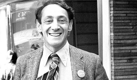 Harvey Milk | Tacky Harper's Cryptic Clues