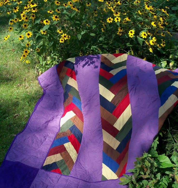 Amish Braid Quilt