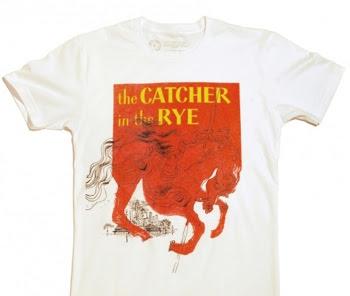 Catcher in the Rye children's shirt