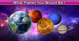 What Planet You Would Be?