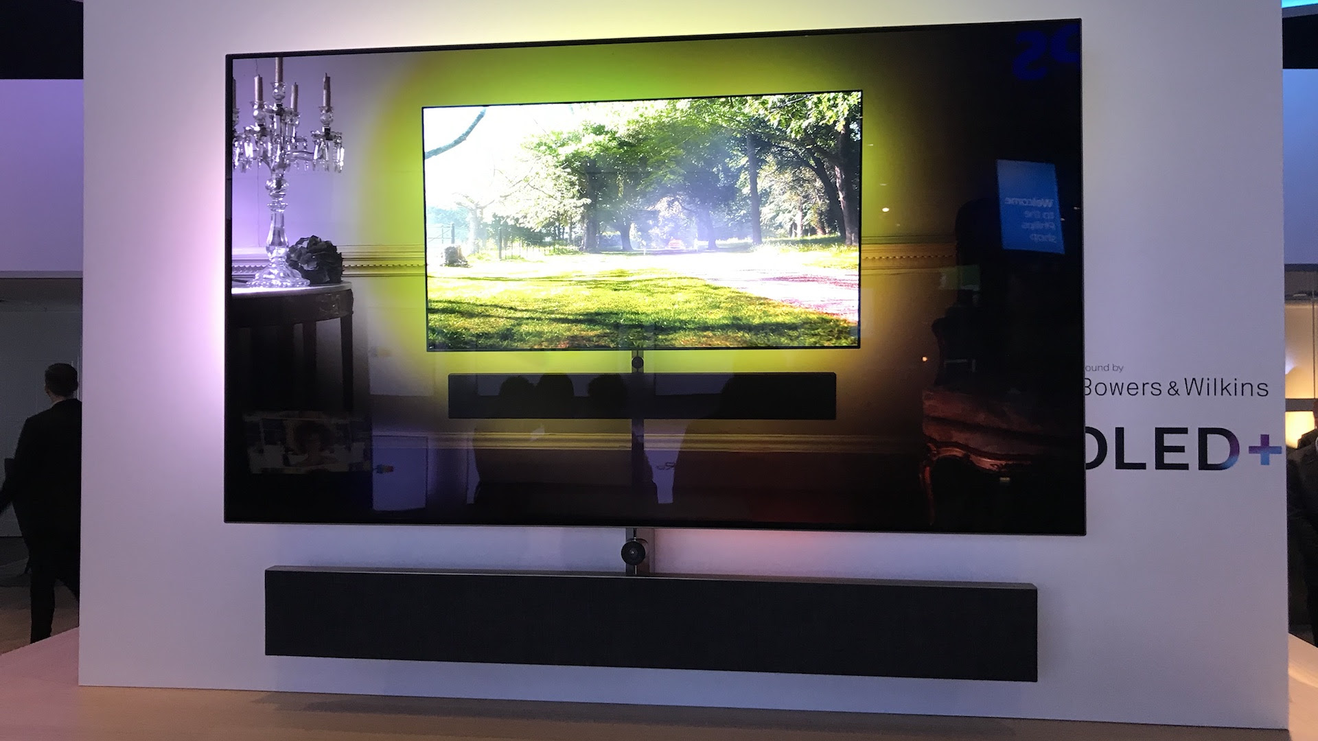 Philips unveils OLED+934 and OLED+984 TVs plus Alexa-powered budget model