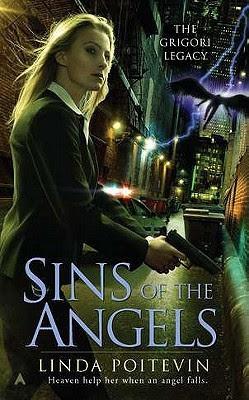 Sins of the Angels (Grigori Legacy, #1)