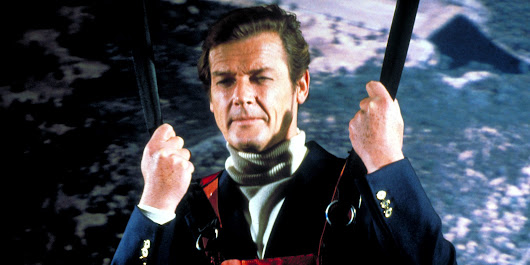 Roger Moore Pulls Off an Iconic Bond Stunt: A Physics Analysis | WIRED