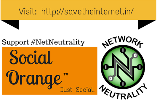 Dear Netizens, save the future of #Internet. - SocialOrange