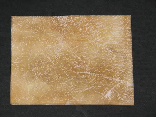 wax paper resist 011