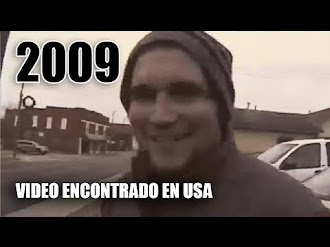 Extraño video encontrado en USA / Stranger video found in USA