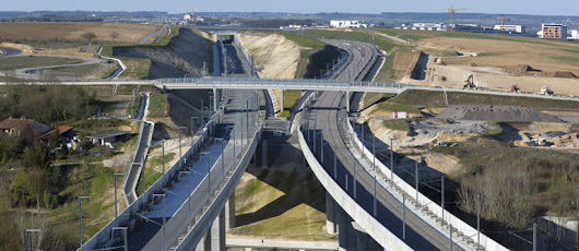 VINCI Press release: Tours-Bordeaux HSL: VINCI announces the completion of the infrastructure works in record time