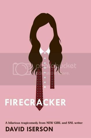 Paperback of Firecracker by David Iserson