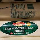 Supremo Italiano Fresh Mozzarella Cheese 2lbs