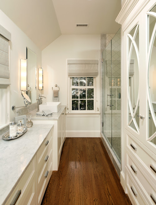 Love the floor - is it wood tile or real wood? I want to find a ...
