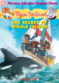 Title: The Secret of Whale Island (Thea Stilton Graphic Novels Series #1), Author: Thea Stilton