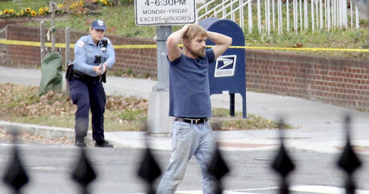 'Pizzagate' shooter pleads guilty, admits 'unfounded' web slander motivated him