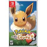 Nintendo Pokémon: Let's Go, Eevee! (hacpadw3a)