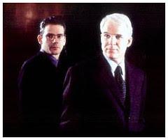 Campbell Scott & Steve Martin