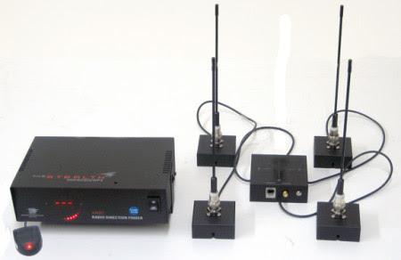 O receptor e as antenas não estão incluídos