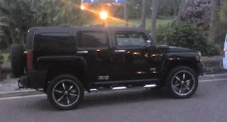 Yes, you can have a Hummer in Bermuda, apparently.