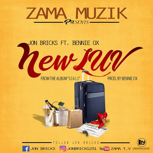 Jon Bricks ft. Bennie OX – New Luv