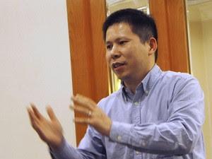 Xu Zhiyong, em foto de arquivo de 30 de março de 2013. (Foto: Xiao Guozhen/Handout via Reuters/Arquivo/Reuters)