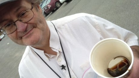McDonald's coffee cup contained dead mouse, Fredericton man says