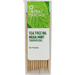 Desert Essence Toothpicks Tea Tree Oil Mega Mint 55 Piece(s)