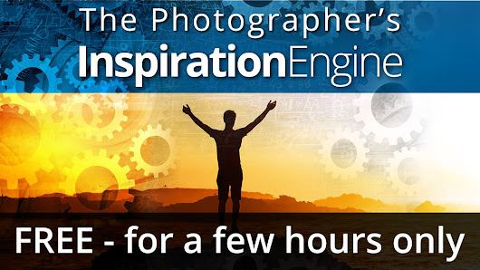 The Photographer's Inspiration Engine - FREE - for a few hours only - farbspiel photography