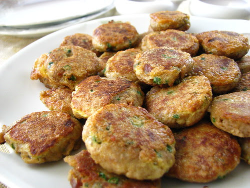 asian salmon patties recipe