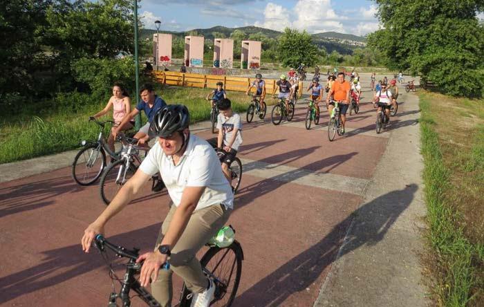 Άρτα: ΠΟΑ - 3η ποδηλατοβόλτα για μικρούς και μεγάλους