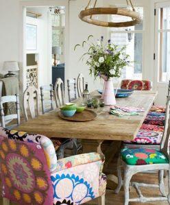 Incompatibilidade de jantar cadeira-Patterns