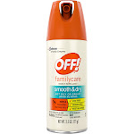 Off Insect Repellent, Powder Dry Formula, Smooth & Dry, Family Care - 2.5 oz