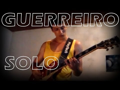 Chillout SOLO Guitar, by Guerreiro.