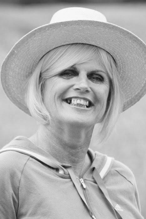 Helen in hat