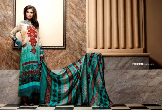 Firdous-Lawn-New-Latest-Fashionable-Designs-Exclusive-Springs-Summer-Collection-2013-13