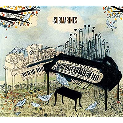 The Submarines - Declare A New State