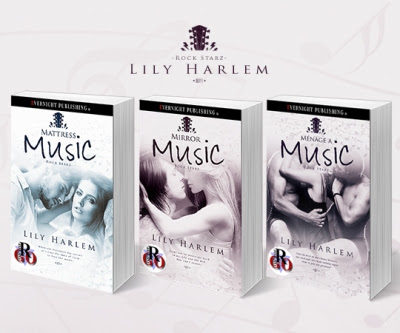 #MustRead Series – Rock Starz by Lily Harlem from @evernightpub