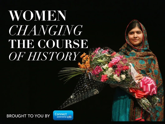 Women Changing the Course of History
