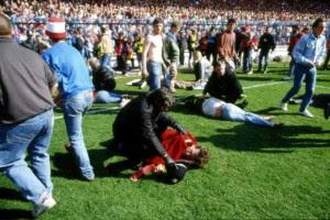 Трагедия на стадионе Хиллсборо в 1989-м году унесла жизни 96-ти фанатов Ливерпуля