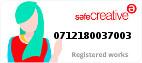 Safe Creative #0712180037003