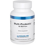 Douglas Laboratories Multi-Probiotic Supplement Vitamin   40 Billion CFU   60 Veg Caps